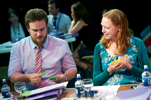 Teachers Sharing Ideas
